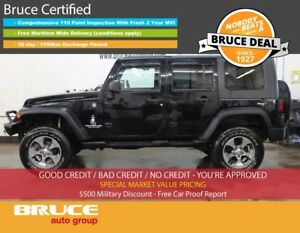 2010 Jeep Wrangler UNLIMITED SPORT 3.8L 6 CYL AUTOMATIC 4X4 - 4