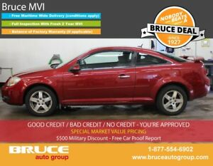 2010 Chevrolet Cobalt LT 2.2L 4 CYL AUTOMATIC FWD 2D COUPE SATEL