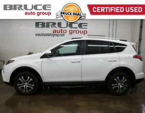2016 Toyota RAV4 LE - HEATED SEATS / AWD / REAR CAMERA