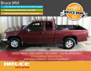 2007 GMC Canyon SLE 3.7L 5 CYL AUTOMATIC RWD EXTENDED CAB ONLY 6