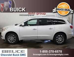 2017 Buick Enclave 3.6L 6 CYL AUTOMATIC AWD