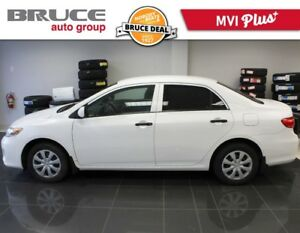 2012 Toyota Corolla CE - POWER MIRRORS / AUXILIARY AUDIO