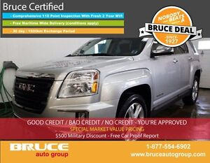 2016 GMC Terrain SLE 2.4L 4 CYL AUTOMATIC FWD PIONEER SOUND SYST