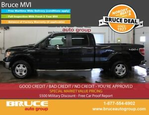 2010 Ford F-150 XLT 5.4L 8 CYL AUTOMATIC 4X4 SUPERCREW