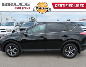 2018 Toyota RAV4 LE - BLUETOOTH / AWD / REAR CAMERA