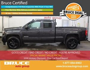 2016 GMC Sierra 1500 ELEVATION EDITION 5.3L 8 CYL 4X4 EXTENDED C