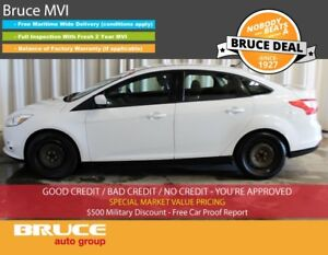 2012 Ford Focus SE 2.0L 4 CYL AUTOMATIC FWD 4D SEDAN ECOMODE, SY
