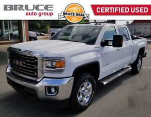 2018 GMC SIERRA 2500 HD Z71 SLE - NAVIGATION / 4X4 / LEATHER INT