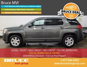 2012 GMC Terrain SLE 2.4L 4 CYL AUTOMATIC AWD SATELLITE RADIO, B