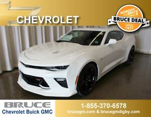2018 Chevrolet Camaro 2SS 6.2L 8 CYL 6 SPD MANUAL RWD 2D COUPE