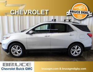 2018 Chevrolet Equinox Premier 1.6L 4 CYL TURBO DIESEL AUTOMATIC