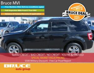 2011 Ford Escape LIMITED 3.0L 6 CYL AUTOMATIC AWD LEATHER INTERI