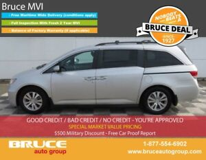 2014 Honda Odyssey EX 3.5L 6 CYL AUTOMATIC FWD - 8 PASSENGERS HE