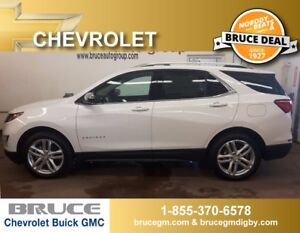 2018 Chevrolet Equinox Premier 2.0L 4 CYL TURBO AUTOMATIC AWD