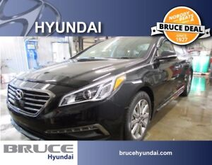 2017 Hyundai Sonata Limited 2.4L 4 CYL AUTOMATIC FWD 4D SEDAN