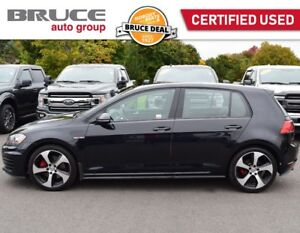 2015 Volkswagen Golf GTI AUTOBAHN - LEATHER / SUN ROOF / NAVIGAT