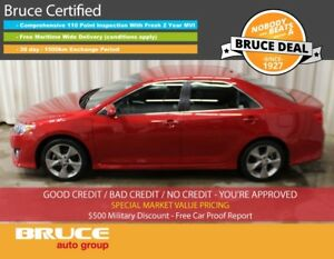 2013 Toyota Camry SE 2.5L 4 CYL AUTOMATIC FWD 4D SEDAN GREAT CON