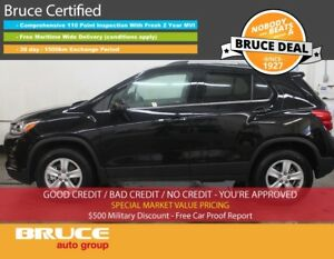 2017 Chevrolet Trax LT 1.4L 4 CYL TURBOCHARGED AUTOMATIC AWD TRU