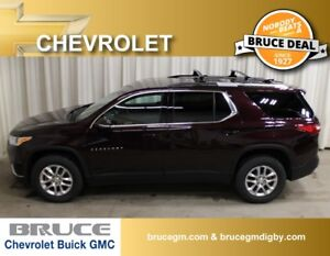 2018 Chevrolet Traverse LT 3.6L 6 CYL AUTOMATIC FWD