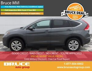2013 Honda CR-V EX 2.4L 4 CYL i-VTEC AUTOMATIC AWD BLUETOOTH CON