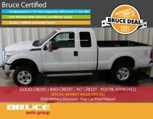 2014 Ford F-250 S/DUTY SRW XLT 6.2L 8 CYL AUTOMATIC 4X4 SUPERCAB