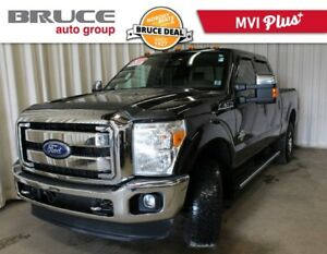 2011 Ford F-350 S/DUTY SRW LARIAT - LEATHER / 4X4 / NAVIGATION
