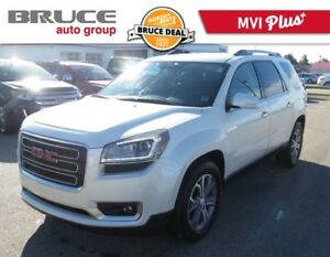 2013 GMC Acadia SLT - REMOTE START / LEATHER INT / REAR CAMERA