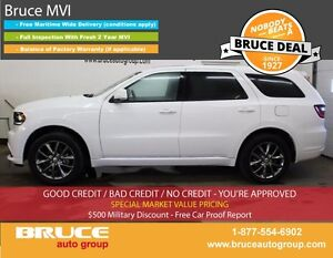 2016 Dodge Durango Limited 3.6L 6 CYL AUTOMATIC AWD REMOTE VEHIC