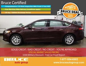 2013 Ford Fusion SE 1.6L 4 CYL AUTOMATIC FWD 4D SEDAN SATELLITE