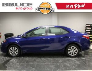 2014 Toyota Corolla S - HEATED SEATS / LEATHER INTERIOR / REAR C