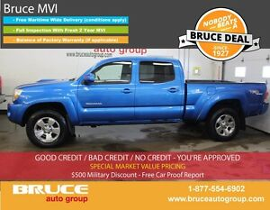 2005 Toyota Tacoma 4.0L 6 CYL AUTOMATIC 4X4 DOUBLE CAB