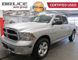 2018 Dodge RAM 1500 SLT - BLUETOOTH / 4X4 / TOUCH SCREEN