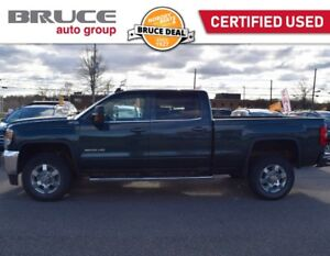 2018 GMC SIERRA 2500 Z71 SLE - REMOTE START / 4X4 / REAR CAMERA