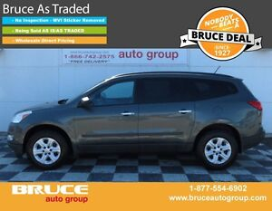 2011 Chevrolet Traverse LS 3.6L 6 CYL AUTOMATIC AWD