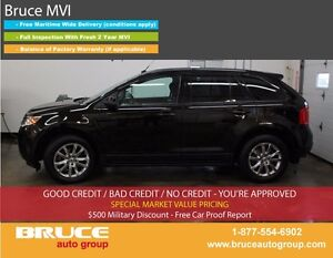 2013 Ford Edge SEL 2.0L 4 CYL ECOBOOST AUTOMATIC FWD HEATED SEAT