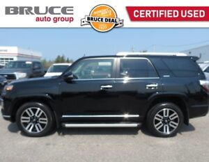 2016 Toyota 4Runner LIMITED - LEATHER SEATS / SUN ROOF / REAR CA