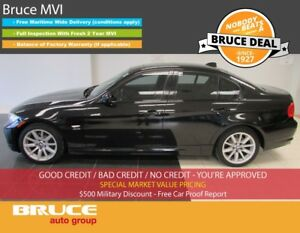 2011 BMW 3 Series 328i 3.0L 6 CYL AUTOMATIC AWD 4D SEDAN NAVIGAT
