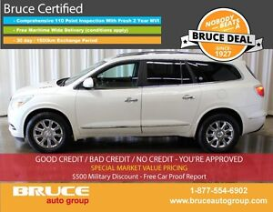 2013 Buick Enclave Premium 3.6L 6 CYL AUTOMATIC AWD REMOTE START