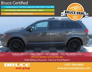 2015 Dodge Journey SXT 3.6L 6 CYL AUTOMATIC FWD - 7 PASSENGERS