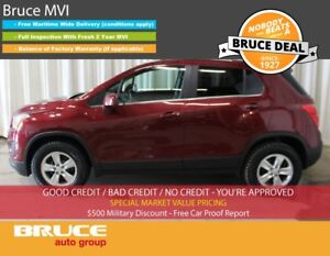 2015 Chevrolet Trax LT 1.4L 4 CYL TURBOCHARGED AUTOMATIC AWD REM