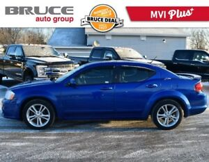 2013 Dodge Avenger SXT - BLUETOOTH / HEATED SEATS / SUN ROOF