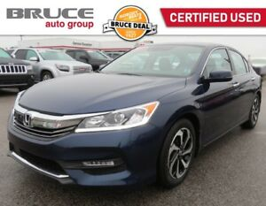 2017 Honda Accord EX-L - LEATHER / SUN ROOF / REAR CAMERA