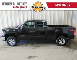 2010 GMC Sierra 1500 Z71 SLE 5.3L 8 CYL AUTOMATIC 4X4 EXTENDED C