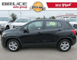 2013 Chevrolet Trax LS - BLUETOOTH / MANUAL / TURBOCHARGED