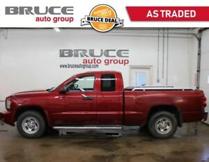 2008 Dodge Dakota ST - BLUETOOTH / 4X4 / RUNNING BOARDS