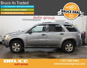 2005 Chevrolet Equinox LS 3.4L 6 CYL AUTOMATIC AWD