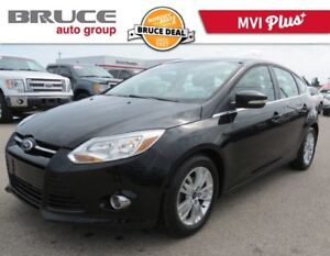 2012 Ford Focus SEL - BLUETOOTH / ECOMODE / HEATED SEATS