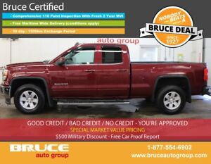 2015 GMC Sierra 1500 Z71 SLE 5.3L 8 CYL AUTOMATIC 4X4 EXTENDED C