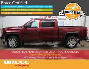 2014 GMC Sierra 1500 SLE - REMOTE START / OFF-ROAD PKG / BACK-UP
