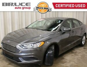 2017 Ford Fusion SE - BLUETOOTH / REAR CAMERA / PUSH START